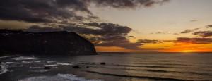La spiaggia di citara, con i suoi tramonti mozzafiato!